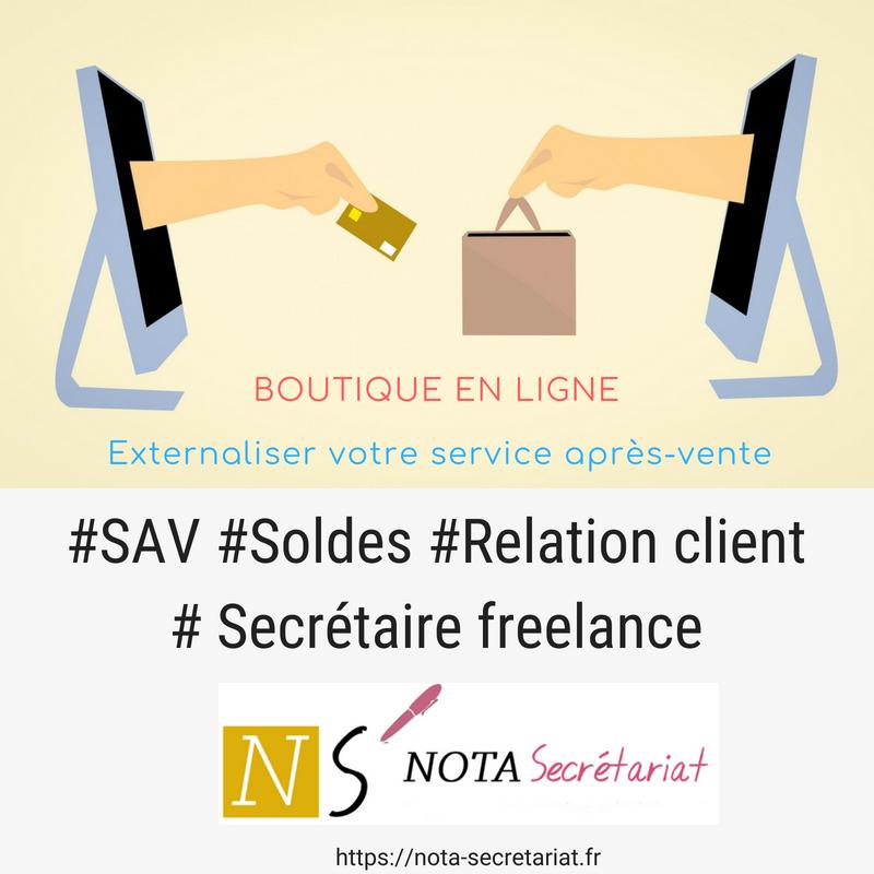 Externaliser son service après-vente soldes