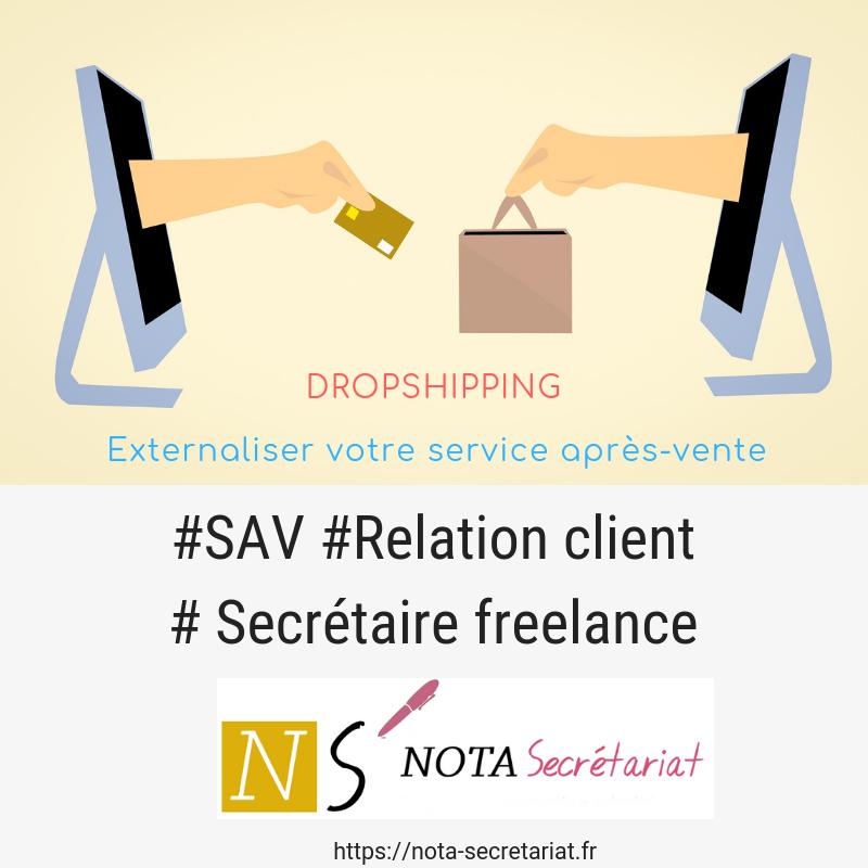 Externaliser son service client en Dropshipping